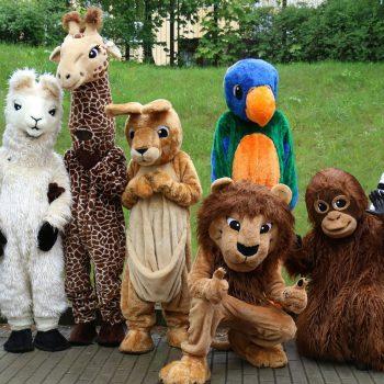 Wieczór marzeń w zoo